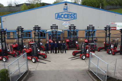 Access Mechanical Handling Management and Trucks