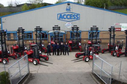 Access Mechanical Handling Management and Trucks